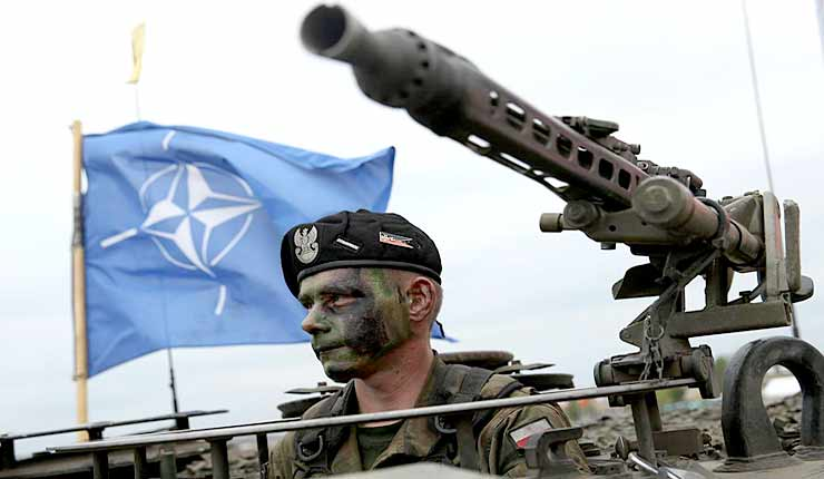 Nato puts 300,000 ground troops on 'high alert' as tensions with Russia mount