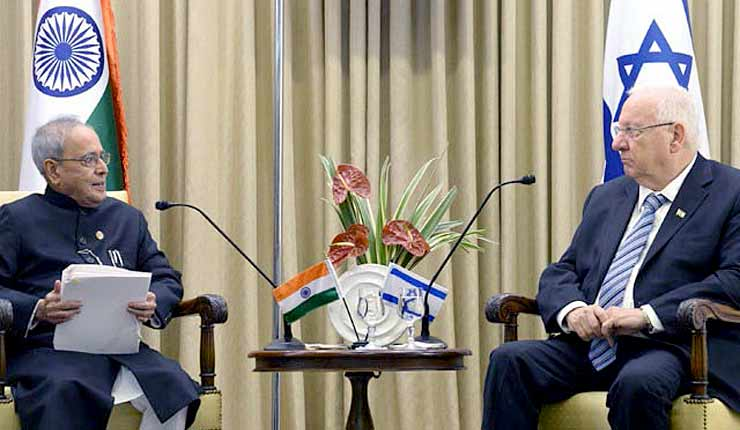 Israeli President Rivlin in 6 day visit: India is an important ally