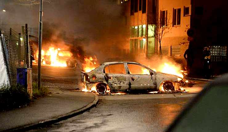 Sweden on the brink? Police force pushed to breaking point by violence amid migrant influx