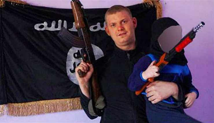Sweden paid ISIS fighter $600 a month in child benefits