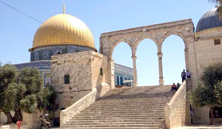 UNESCO on the Temple Mount