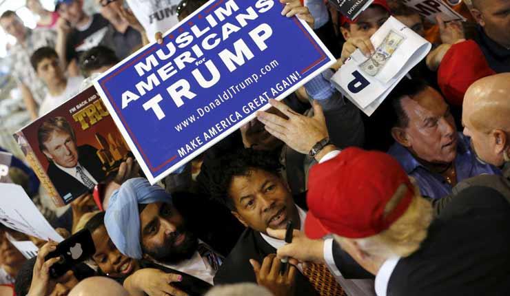 Lebanese-American republican: Donald Trump will 'save Islam'