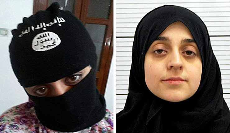 Mother who took her toddler son to Syria to fight for ISIS was given £132,000 taxpayers' cash in legal aid