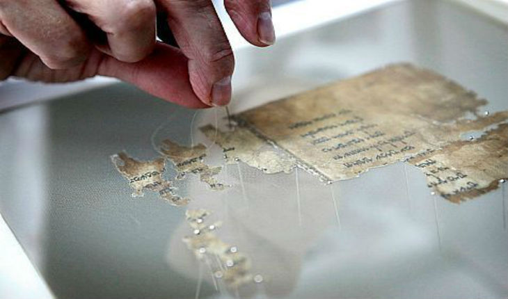 "Palestinian Authority Demands ""Return"" of the Dead Sea Scrolls"