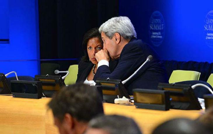 John Kerry Susan Rice