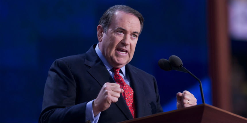 Outraged Mike Huckabee Slams Obama on UN Vote: 'An Insult to Israel. A flagrant violation of international law. Judea and Samaria belong to Israel'