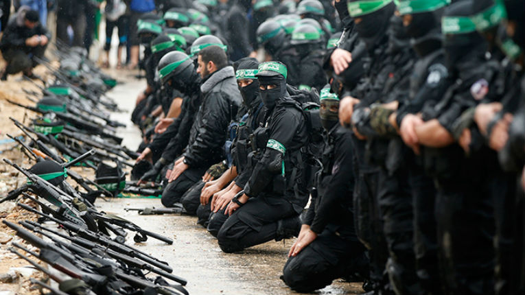 The Palestinian Jihads against Israel