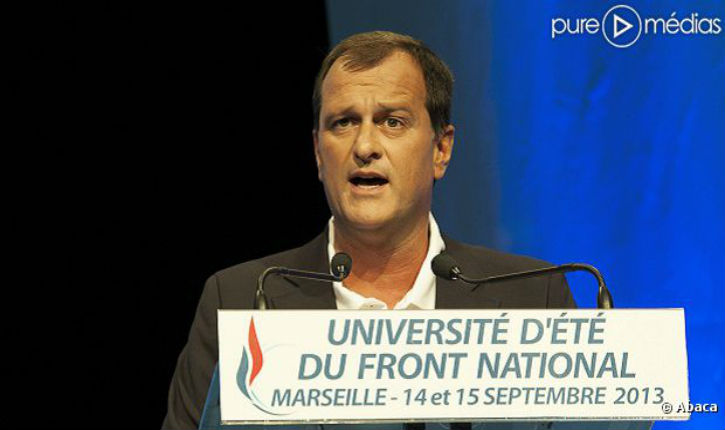 France : Vice President of National Front approve the anti-Israel UN resolution