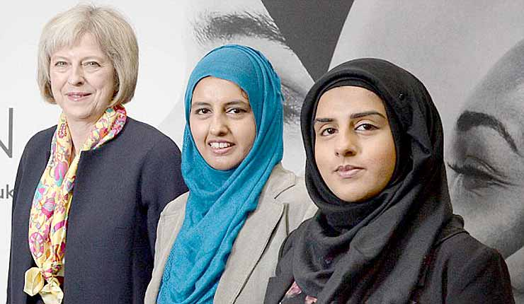 Anti-Semitic rants of Muslim activists who won PM's praise