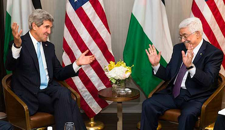 10 Lies Secretary of State Kerry Told During His Big Middle East Peace Speech