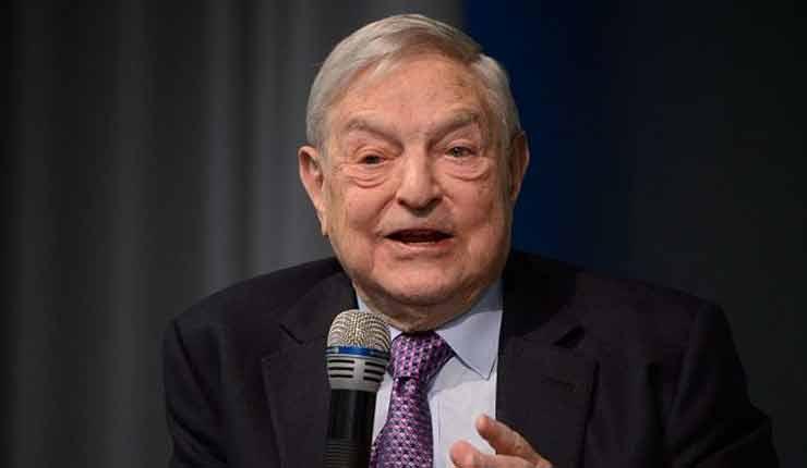 George Soros Finances Group Helping Facebook Flag 'Disputed' Stories