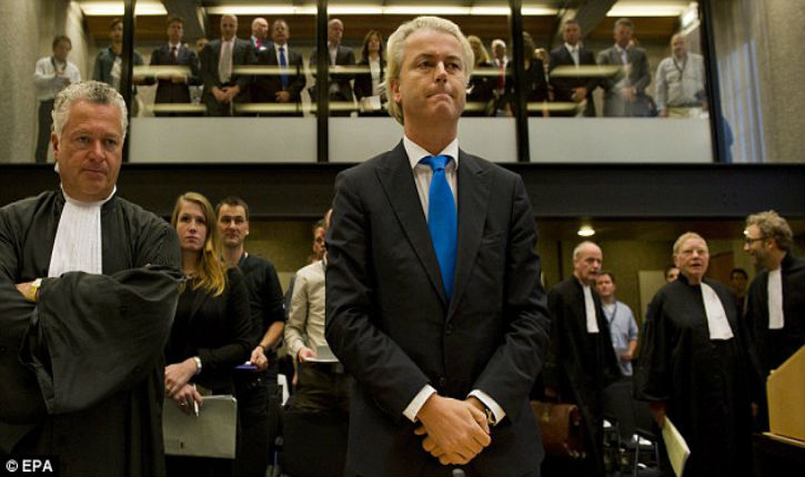 Geert Wilders trial : Dutch court crosses line into tyranny