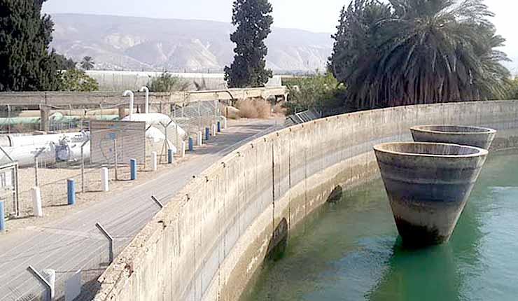 Israel to double water supply to Jordan