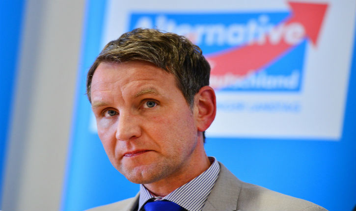 Germany : AfD allows politician who made controversial statements about Holocaust Memorial to stay in party…….
