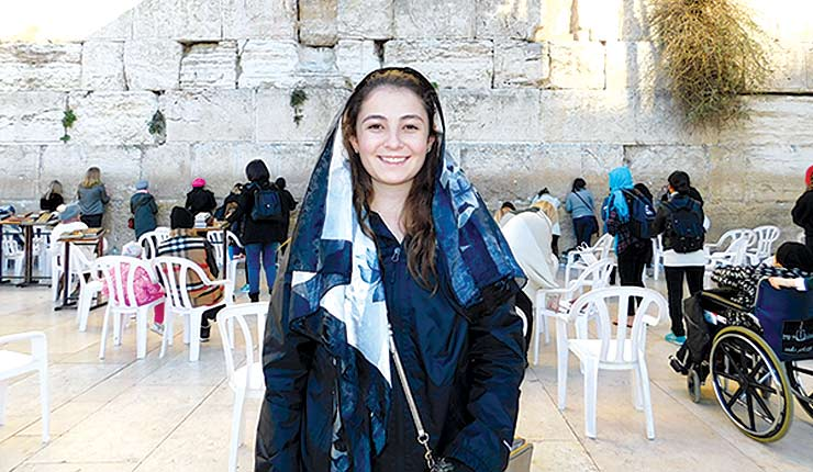 San Diego Student Says Her View of Israel as 'Akin to Apartheid' Completely Changed After Visiting Jewish State
