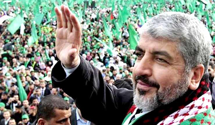 Hamas thanks north Korea for supporting 'Palestinians' struggle' against Israel
