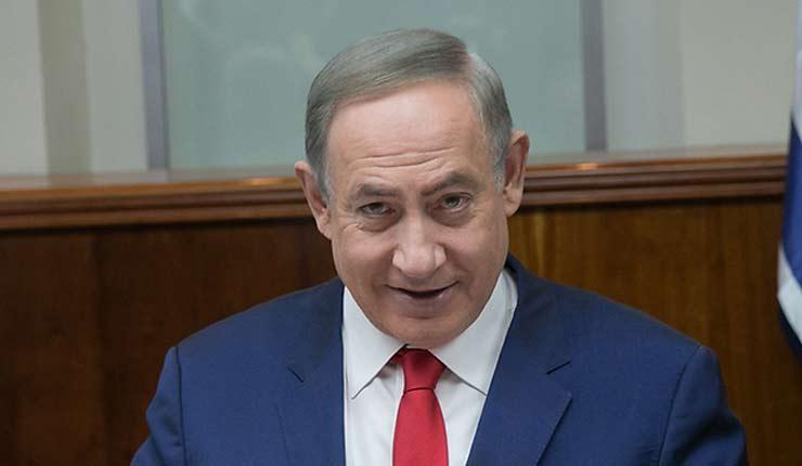 Netanyahu says US embassy should be in Jerusalem