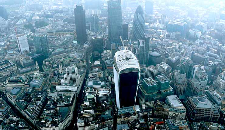 'Ring of steel' to be built in the City to protect London from terror attack