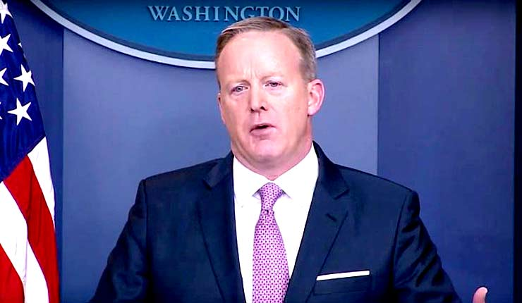 WH Spokesman Says Trump Wants to Make Sure Israel 'Gets the Full Respect It Deserves' in the Middle East