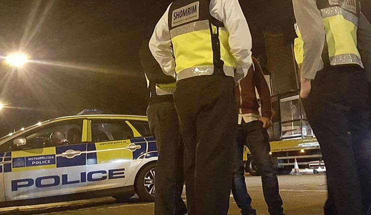 Police probe spate of 'disgusting' anti-Semitic attacks in Barnet (North London,UK)
