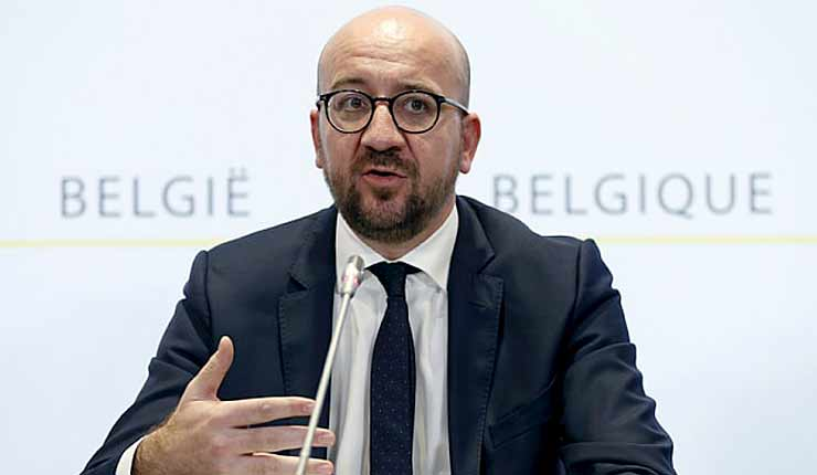 Israel reprimands Belgium after its PM met with anti-Israel orgs