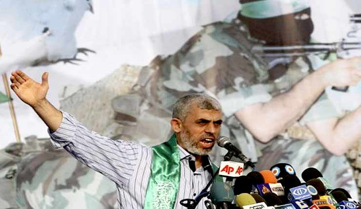 Hamas elects radical new political leader in Gaza Strip