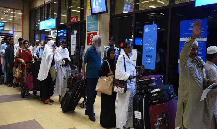 Islamophobic Saudi arabia deports 40,000 muslim pakistanis, citing terrorism concerns