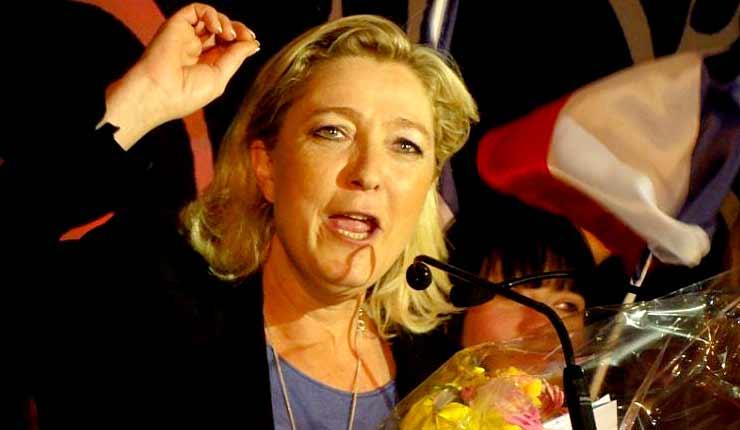 France: Le Pen Surges In Polls