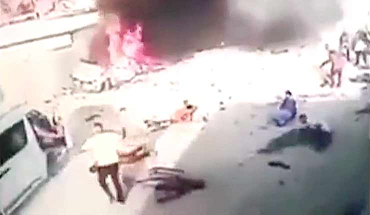 "Video Exposes How Palestinians Fabricate ""Horrific"" Israeli Attack"