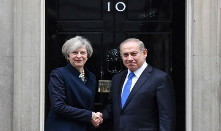 UK Telegraph: Good Relations With Israel Vital To British Interests, Defeating Islamic State