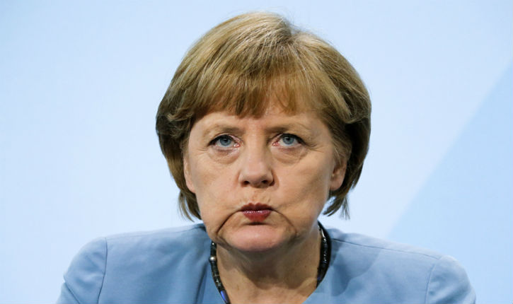 Complete denial : For Merkel 'Islam is not the source of terrorism'