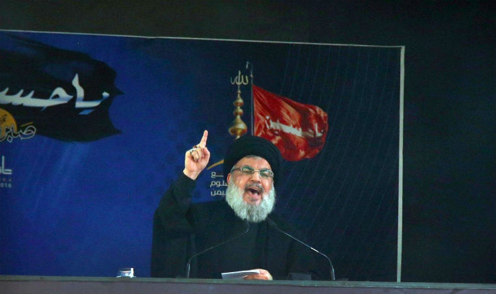 Lebanon : Hezbollah leader optimistic about 'idiot' Donald Trump in White House
