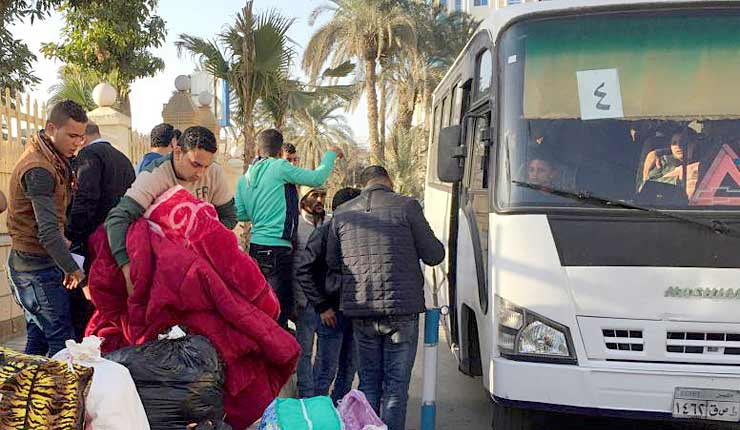 Christian Copts Flee Sinai Amid ISIS Campaign Of Murder, Threats