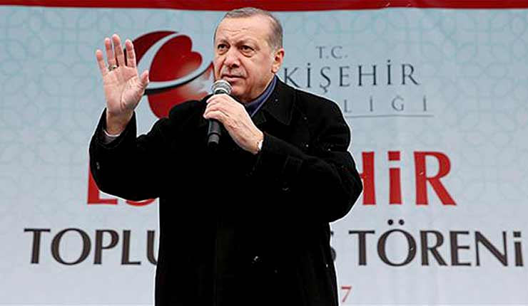 Three children not enough, have five: Erdoğan to Turks in EU