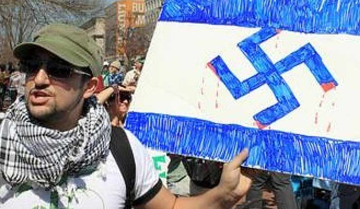 Why Were the 7,000 Antisemitic Incidents Under Obama Largely Ignored?