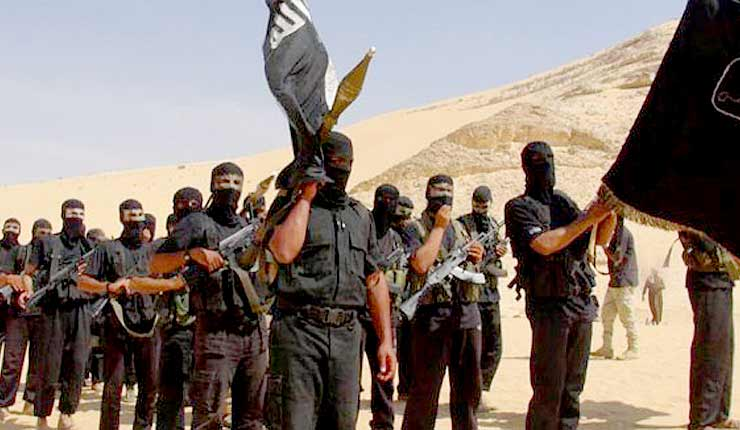 Israeli Official to Hamas: We Know of Your Cooperation With Isis in Sinai