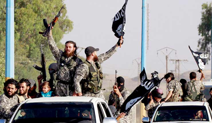 Islamic State fighters returning to UK 'pose huge challenge'