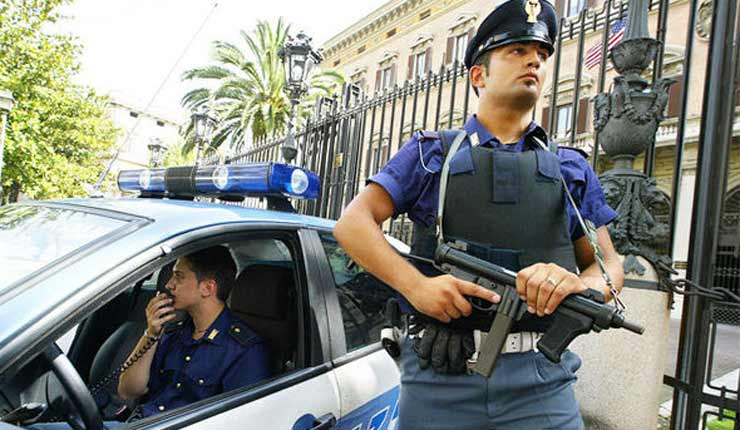 'ISIS will strike Italy soon' warns one of the country's top police chiefs