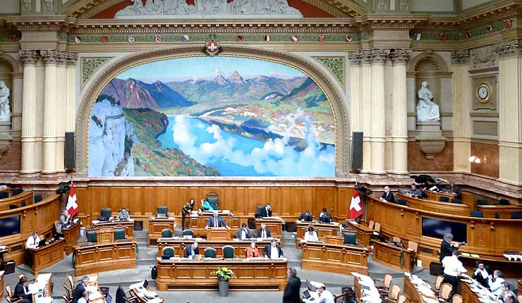 Swiss parliament prohibits government funding of BDS