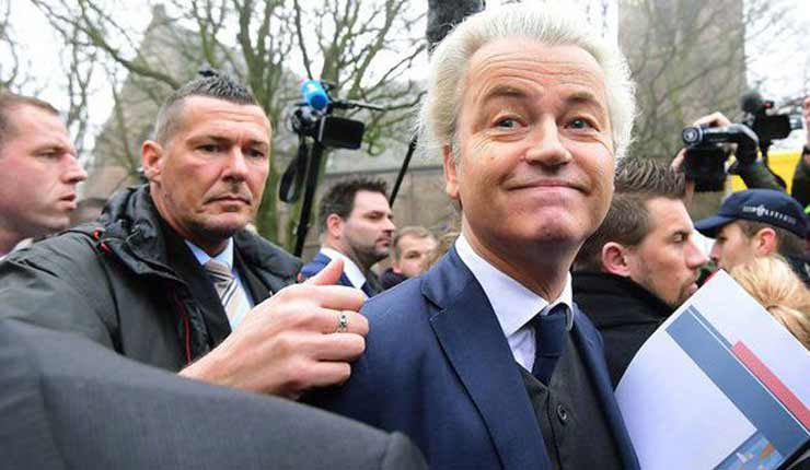 BOMBSHELL NEXIT POLL: More than half of Dutch voters now want to LEAVE the European Union