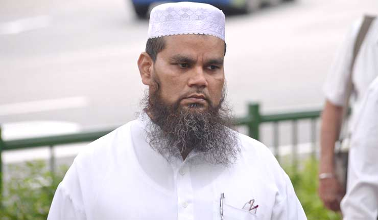 REMARKS AGAINST CHRISTIANS, JEWS: SINGAPORE ORDERS INDIAN IMAM'S EXPULSION